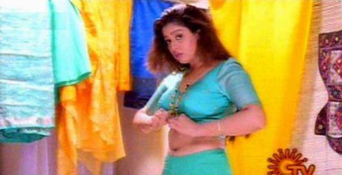 Hot actress NAGMA spicy Blouse and Saree photos | tamilcinem4u